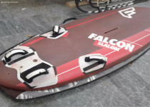 Fanatic Falkon131  race slalom speed