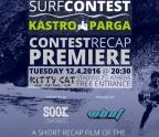 1st Mediterranean Surf Contest – The Recap: Πρεμιέρα της ταινίας στο Kitty Cat