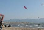 Η Ναύπακτος εξελίσσεται σε hot spot για τους απανταχού Kite Serfer