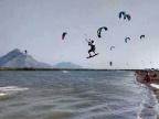 Ενθουσίασε το πρώτο φεστιβάλ Kitesurf στο Διόνι