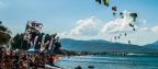 1o Kitesurf Festival στο Διόνι Κατοχής