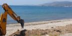 Νερό και ρεύμα στις εγκαταστάσεις Kite Surf στο Γρίμποβο Ναυπάκου